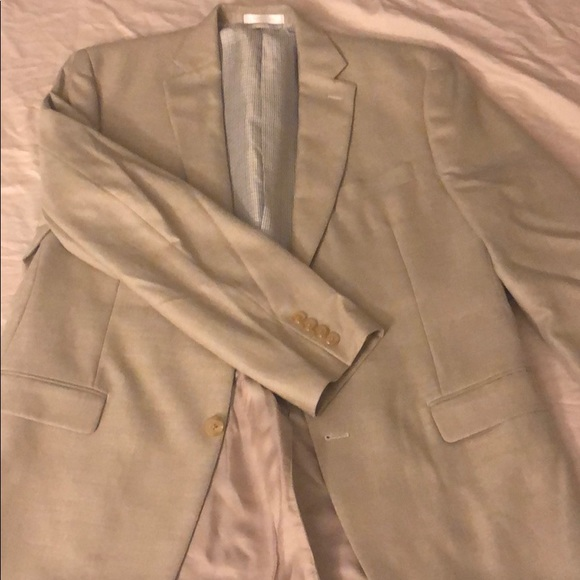 Linen colored Ralph Lauren Blazer